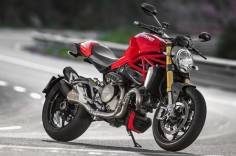 2014 Ducati Monster 1200 S I want one in Silver! Of course I want a MV Agusta Brutale 800 Dragster too. I am such a greedy man! lol