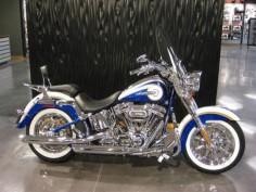 2014 Harley-Davidson CVO Softail Deluxe #9