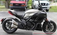 2015 Ducati Diavel Titanium #155/500 | Euro Cycles of Tampa Bay