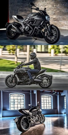 2016 Ducati Diavel Carbon Unveiled After Many Trials #Ducatimotorcycles #NewDucatiDiavel