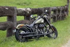 2016 Harley-Davidson Softail Slim S FLSS
