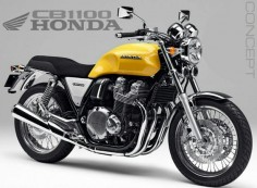 2016 Honda CB1100 Concept Review - Motorcycles - CB Cafe Racer / Vintage Retro Style Bike CB 1100