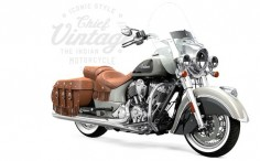2016 Indian Chief Vintage motorcycles