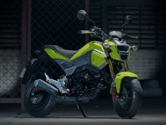 2017 Honda Grom 125 Motorcycle News at