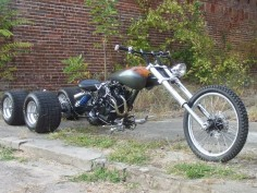 5 wheel trike