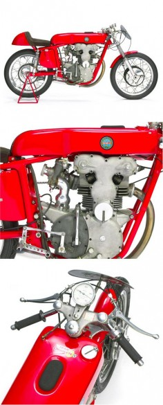 '58 Benelli 248cc, Grand Prix Racing Motorcycle