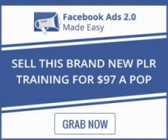 [$7 EARLY BIRD] Facebook Ads  Monster PLR Biz-In-A-Box