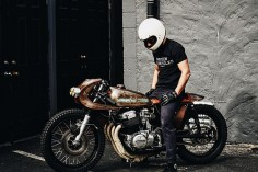'72 Honda CB750 – Thirteen and Company