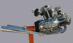 '74 750 Motor