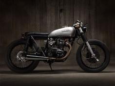 '75 Honda CB250G Brat |