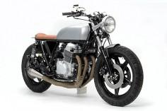 '78 Honda CB750 – Steel Bent Customs |