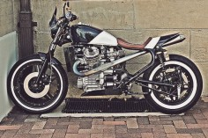 '79 Honda CX500 – JMR Customs  |