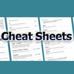 80+ Cheat Sheets And Infographics For Programmers! java, java script, C, C++, C#, python, perl, php, ruby, HTML, Xhtml, cheat sheets, efytimes, infographic, jquery,