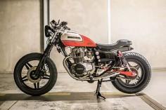 '80 Honda CB400 – Jasin Motorcycles |
