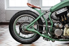 '88 Harley Sportster – Adam's Custom Shop |