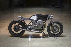 8negro: Moto Guzzi Le Mans MK3:: Auto Fabrica Type 9.