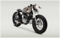 '92 Honda CB250, 'MoHawk250'  Classified Moto