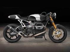 '95 Moto Guzzi 1100 Sport – Moto Studio