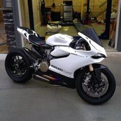 A beast @Blake Reiter #Ducati #1199 #BikeKingz