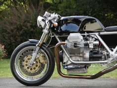 A glorious Le Mans III cafe racer. Is it possible to make any motorcycle look more purposeful than this?