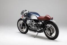 A Moto Guzzi Le Mans with V11 power from Kaffeemaschine - Bike EXIF