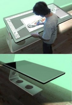 A tablet computer for Architectural designers