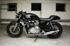 Absolutely gorgeous Triumph  Definitely the dream bike for me