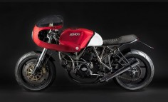 Ad Hoc Ducati 750ss Adroca - the Bike Shed