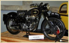 AJS 500cc 1951 /  Motorcycles, bikers and more