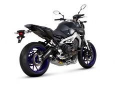 Akrapovic Yamaha FZ-09 Racing Line Exhaust System Promo Shot