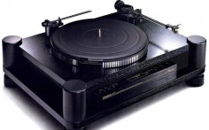 AllegroSound * Nakamichi Dragon-CT Centering Turntable