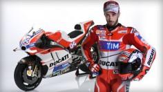 Andrea Dovizioso - Official Ducati MotoGP Team Rider