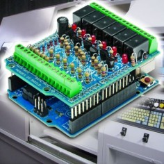 Arduino as a programmable logic controller (PLC)