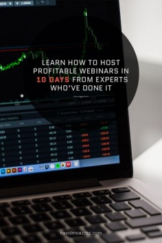 Are you leveraging the power of webinars to grow your business and brand in 2016 (and beyond)? Just like hosting epic virtual summits, webinars are extremely powerful for growing an engaged audience and email list rapidly, launching a product before you even create it, and selling more of your products and services. Are you ready to start growing your business? This post will help!