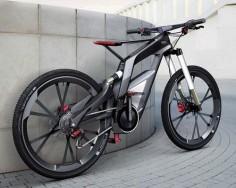 #Audi #bike #design