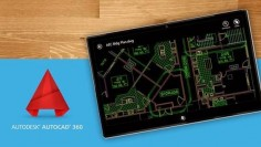 AutoCAD 360 Now Out For Windows ()