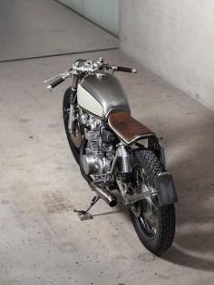 Awesome bike! Honda CB 450 K5 Cafe Racer by Vagabund moto #caferacer #motorcycles #honda |