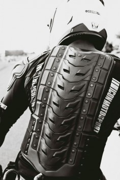 Back Protector : From Icon Motorsports.