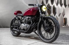 Bad Winners CB550 'Racing Rose'