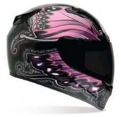 Badass Womens Motorcycle Helmet.