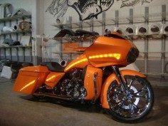 Baggers for Sale On eBay | 2008 Total Custom Road