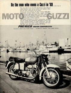 Be the man who owns a Guzzi in '