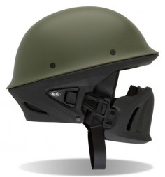 Bell Rogue Military Motorcycle Helmet