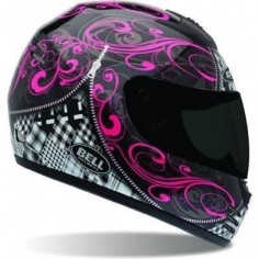 Bell Sports Bell Women's Arrow Zipped Motorcycle Helmet Women's Street Motorcycle Helmets - 2021801