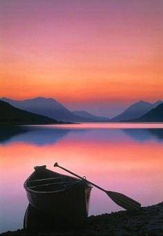 Bennett Lake, Yukon, Canada. Photo by Darwin Wiggett.