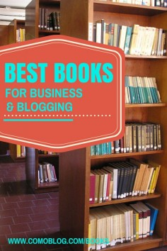 Best Books for Business and Blogging @