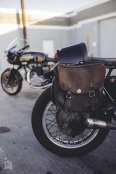 Bike bag.