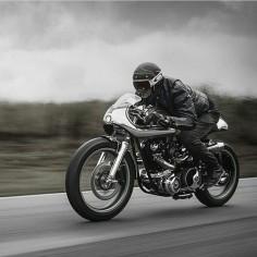 Bike In the Shop - overboldmotorco:    by @matthewjonesphoto #