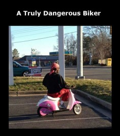 Biker gangs, dangerous biker, moto, motorcycle , quotes, biker, rider, sportbike, Hello kitty, scooter