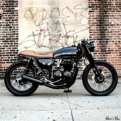 Biker's Bike custom Honda CB